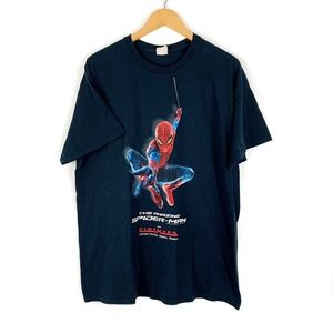Amazing Spider-Man 2012 Movie Promo Tee Shirt XL